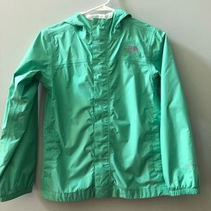North face windbreaker / rain jacket